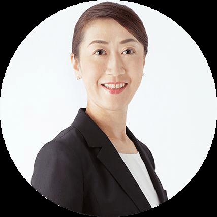 上南亜紀子講師